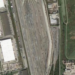 Prime F. Osborn Yard - CSX (Google Maps)