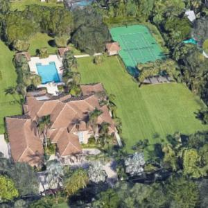 Robert Unanue's House (Former) (Google Maps)