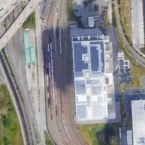 Penn Mary Yard - CSX (Google Maps)