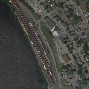 North Framingham Yard - CSX (Google Maps)