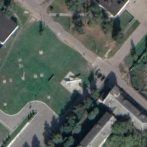 MiG-21PFS (Google Maps)