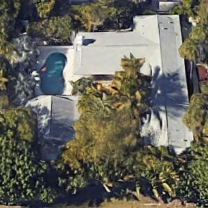 Tucker Carlson's House (Google Maps)