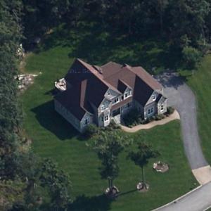 Dan Koppen's house (Google Maps)