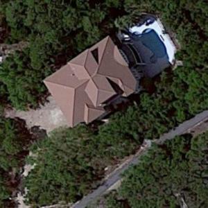 Jason Aldean's House (Google Maps)