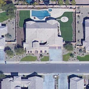 Dennis Pitta's house (Google Maps)