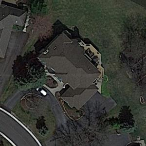 Haloti Ngata's house (Google Maps)
