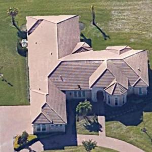 Geno Atkins' house (Google Maps)