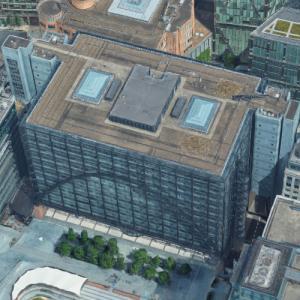 Exchange Circle (Google Maps)
