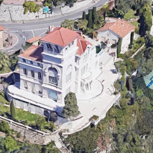 Grace Kelly's Villa (Google Maps)