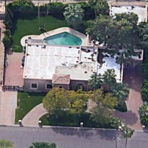 Shawn Lauvao's house (Google Maps)