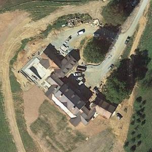 Heath Miller's house (Google Maps)