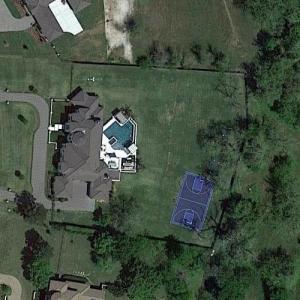 Glover Quinn's house (Google Maps)