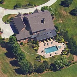 Alex Bowman's house (Google Maps)