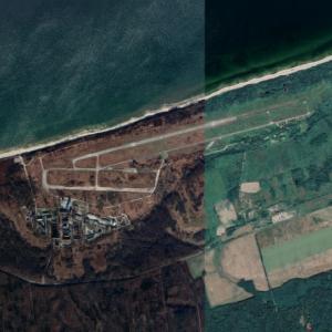 Kolobrzeg-Bagicz Airport (Google Maps)