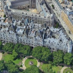 The Royal Horseguards Hotel (Google Maps)