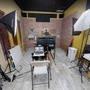 Cigars Daily YouTube studio (StreetView)
