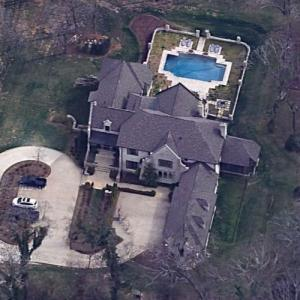 Eric Decker's house (Google Maps)