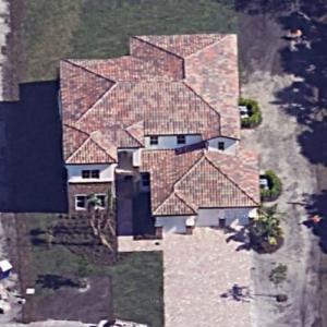 Julius Thomas' house (Google Maps)