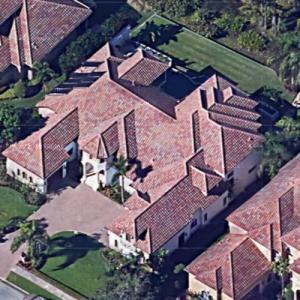 Wesley Woodyard's house (Google Maps)