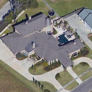 Kyle Orton's house (Google Maps)