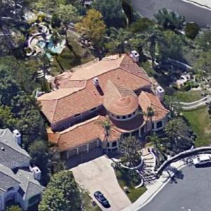 Glenn Dorsey's house (Google Maps)