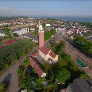 Jaroslawiec Lighthouse (StreetView)
