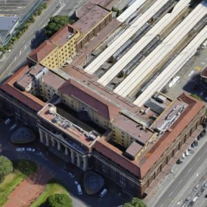 Wellington Railway Station (Google Maps)
