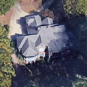 Herman Cain's House (Deceased) (Google Maps)
