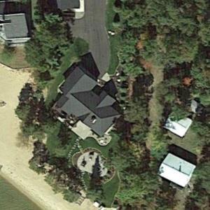 Jim Continenza's House (Google Maps)