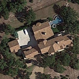 Michael Huff's house (Google Maps)