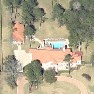 Shane Lechler's house (Google Maps)