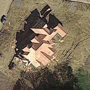 Hue Jackson's house (Google Maps)