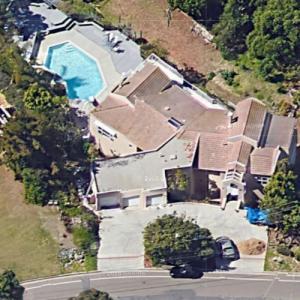 Corey Liuget's house (Google Maps)