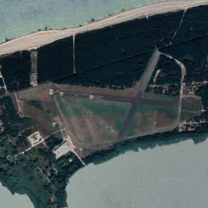 Wicko Morskie airport (Google Maps)