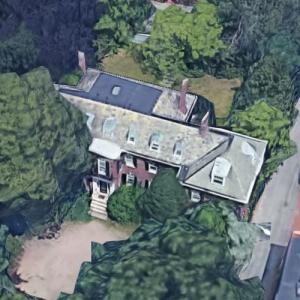 Steven Calabresi's House (Google Maps)