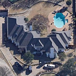 Jason Hatcher's house (Google Maps)