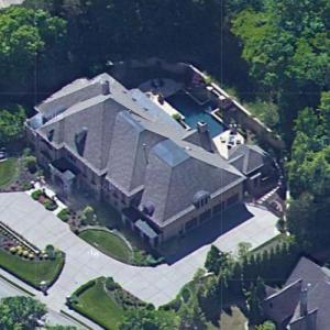 DeMarco Murray's house (former) (Google Maps)