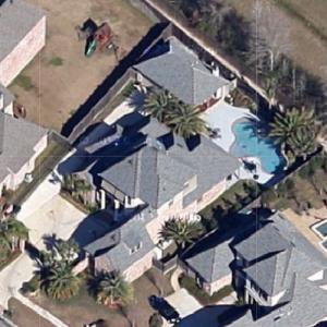 Corey Webster's house (Google Maps)