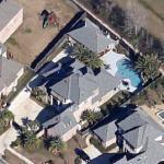 Corey Webster's house