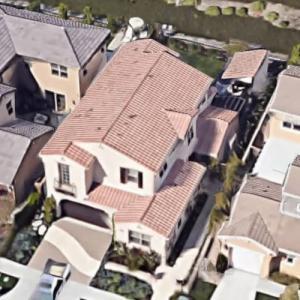 Gerard Way's House (Google Maps)