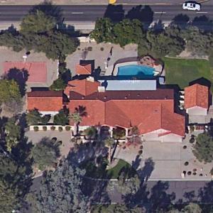 Lorenzo Alexander's house (Google Maps)