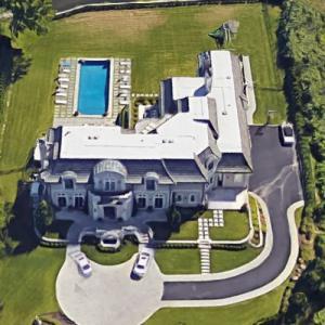 Korosh Zar's House (Google Maps)