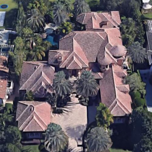 Dany Garcia house in Windermere, Florida