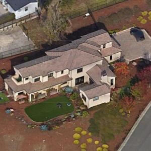 Jahvid Best's house (Google Maps)