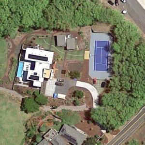 Andrew Castellano's House (Google Maps)