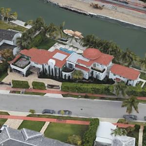Steve W. Patterson's House (Google Maps)