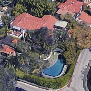 Nick Kroll's House (Google Maps)