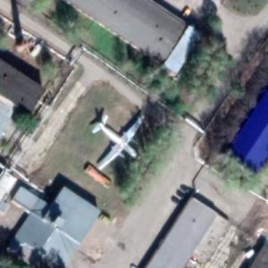 An-24B (Google Maps)
