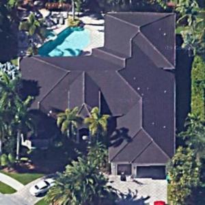 Brent Grimes' house (Google Maps)