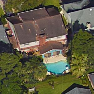 Robert Meachem's house (Google Maps)